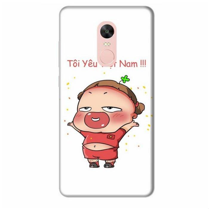 Ốp Lưng Dành Cho Xiaomi Note 4X Quynh Aka 1