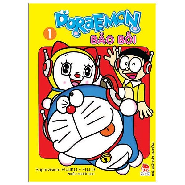Doraemon Bảo Bối Tập 1 (Tái Bản 2019)