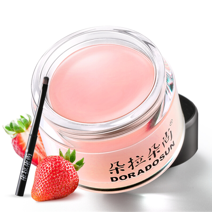 Son Dưỡng Môi Doradosun Strawberry Night (20g)