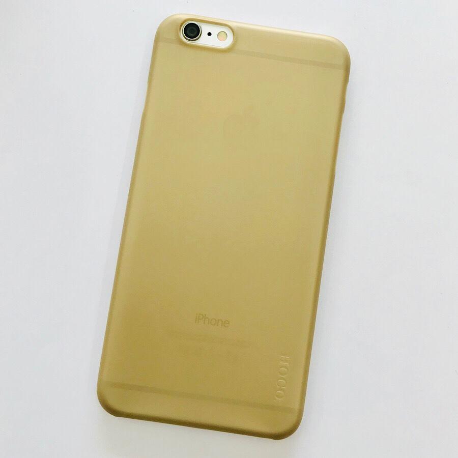 Ốp lưng iPhone 6 Plus / 6s Plus hiệu HOCO 0.3 mm siêu mỏng - 2161457 , 9751952755036 , 62_13812306 , 130000 , Op-lung-iPhone-6-Plus--6s-Plus-hieu-HOCO-0.3-mm-sieu-mong-62_13812306 , tiki.vn , Ốp lưng iPhone 6 Plus / 6s Plus hiệu HOCO 0.3 mm siêu mỏng