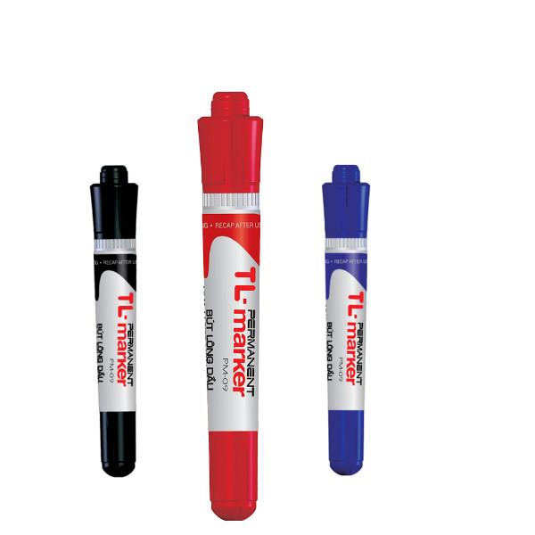 Bút dạ dầu 2 TL PM09(hộp 10 cái)