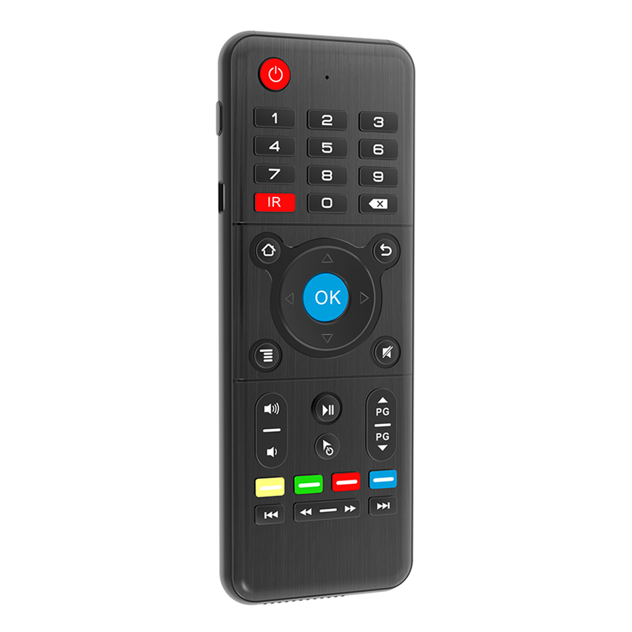 H1 2.4ghz 6Axis Fly Air Mouse Wireless Keyboard Full Touchpad Remote Control Ir Learning For Smart Tv Android Tv Box - 1852301 , 3110347425972 , 62_14245492 , 578000 , H1-2.4ghz-6Axis-Fly-Air-Mouse-Wireless-Keyboard-Full-Touchpad-Remote-Control-Ir-Learning-For-Smart-Tv-Android-Tv-Box-62_14245492 , tiki.vn , H1 2.4ghz 6Axis Fly Air Mouse Wireless Keyboard Full Touchpa