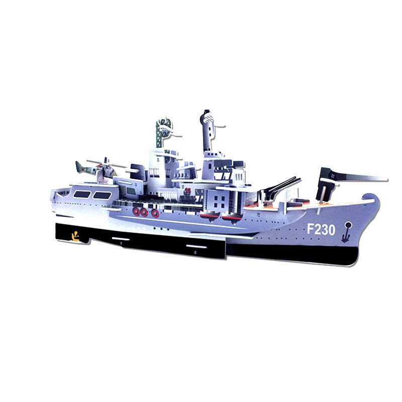 Mô hình giấy tàu thuyền - 2280826 , 7256471116945 , 62_14619614 , 90000 , Mo-hinh-giay-tau-thuyen-62_14619614 , tiki.vn , Mô hình giấy tàu thuyền
