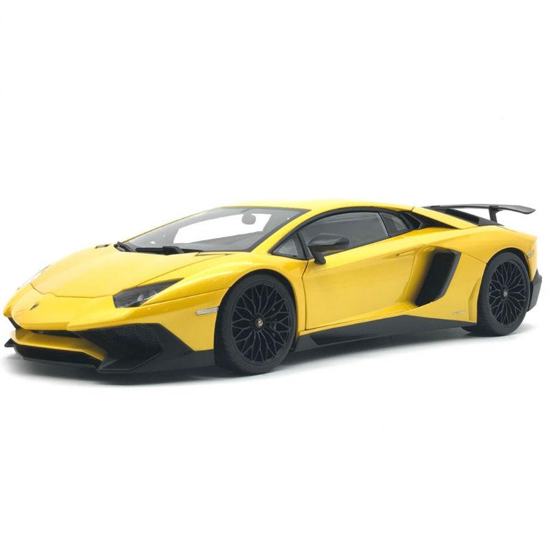 Xe Mô Hình Lamborghini Aventador Lp750-4 Sv 1:18 Autoart - 74558 (Vàng) - 991141 , 1240149551639 , 62_2668659 , 6240000 , Xe-Mo-Hinh-Lamborghini-Aventador-Lp750-4-Sv-118-Autoart-74558-Vang-62_2668659 , tiki.vn , Xe Mô Hình Lamborghini Aventador Lp750-4 Sv 1:18 Autoart - 74558 (Vàng)