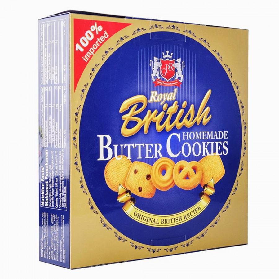 Bánh Quy Bơ Royal British (454g/Hộp) - 1919151 , 4915848168033 , 62_14687324 , 125000 , Banh-Quy-Bo-Royal-British-454g-Hop-62_14687324 , tiki.vn , Bánh Quy Bơ Royal British (454g/Hộp)