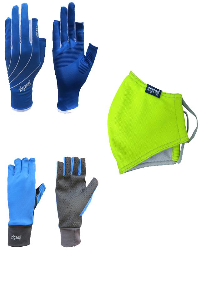 Combo 2 đôi găng tay và 1 khẩu trang chống nắng UPF50+ zigzag COMBO001 - 1093489 , 2078790985874 , 62_6816811 , 557000 , Combo-2-doi-gang-tay-va-1-khau-trang-chong-nang-UPF50-zigzag-COMBO001-62_6816811 , tiki.vn , Combo 2 đôi găng tay và 1 khẩu trang chống nắng UPF50+ zigzag COMBO001