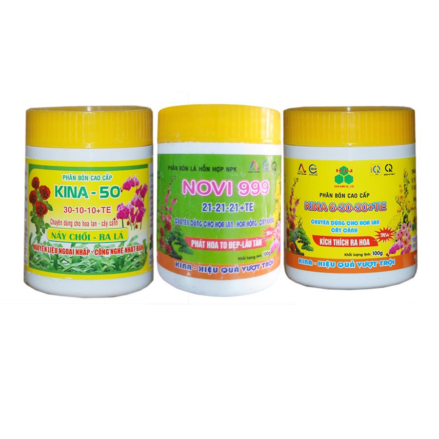Bộ phân bón cho cây cảnh từ nhỏ đến lớn NPK 30-10-10 +TE/ NPK 21-21-21 +TE/ NPK 6-30-30 +TE (chuyên dùng cho hoa lan và hoa... - 1610393 , 9134165879414 , 62_11048812 , 89000 , Bo-phan-bon-cho-cay-canh-tu-nho-den-lon-NPK-30-10-10-TE-NPK-21-21-21-TE-NPK-6-30-30-TE-chuyen-dung-cho-hoa-lan-va-hoa...-62_11048812 , tiki.vn , Bộ phân bón cho cây cảnh từ nhỏ đến lớn NPK 30-10-10 +TE/ NPK