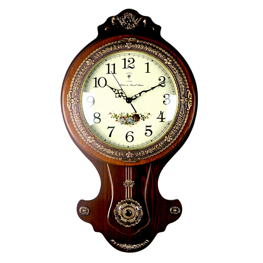 Polaris wall clock living room clocks fashion retro pendulum clock clock European creative garden decoration fashion flat pendulum quartz clock... - 1687779 , 8484951528301 , 62_9313868 , 1563000 , Polaris-wall-clock-living-room-clocks-fashion-retro-pendulum-clock-clock-European-creative-garden-decoration-fashion-flat-pendulum-quartz-clock...-62_9313868 , tiki.vn , Polaris wall clock living room clock