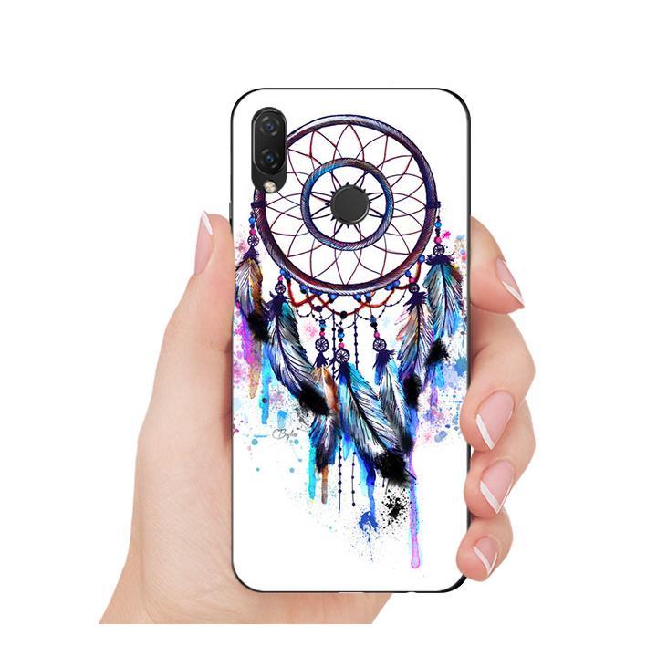 Ốp Lưng Dẻo Cho Điện thoại Huawei Nova 3i - Dreamcatcher 03
