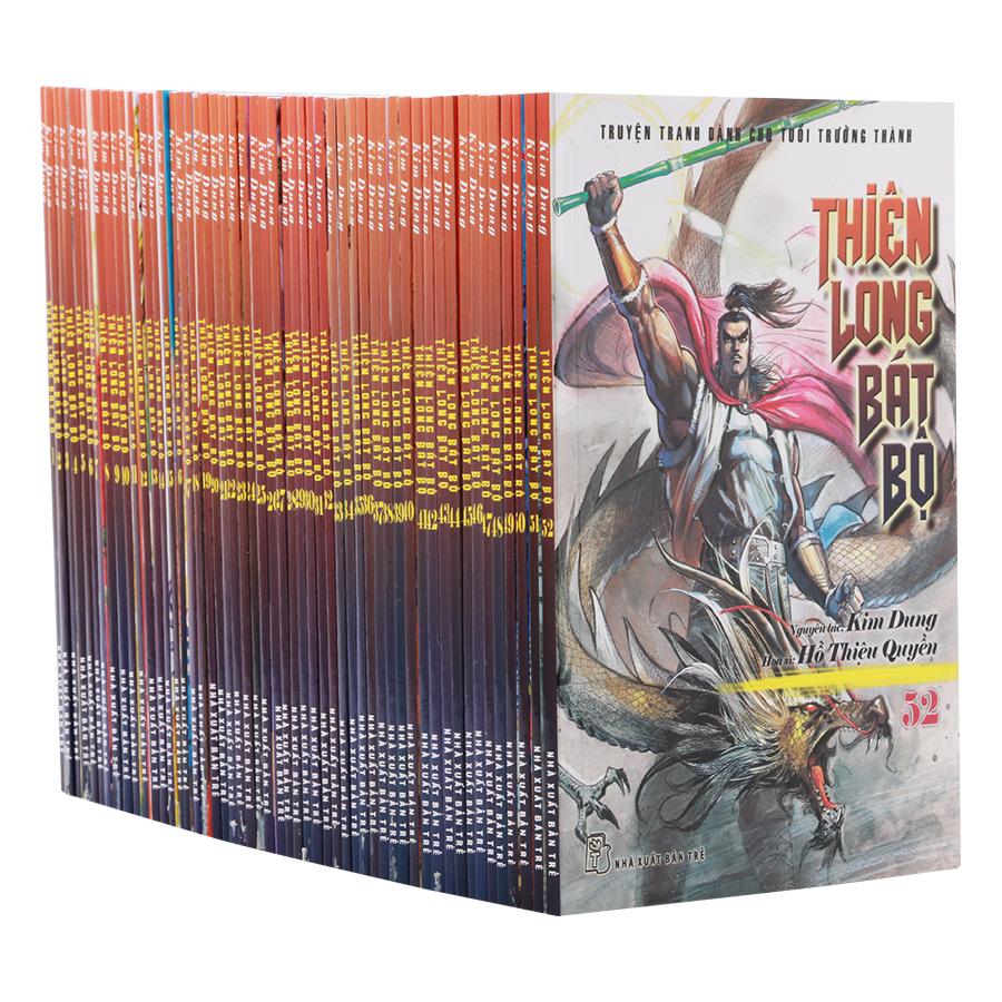 Thiên Long Bát Bộ (Trọn Bộ 52 Tập)