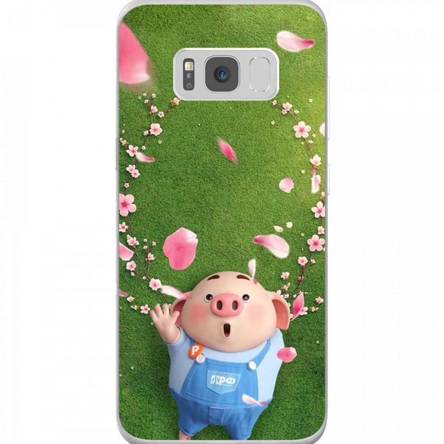 Ốp Lưng Cho Điện Thoại Samsung Galaxy S8 Plus - Mẫu aheocon 92