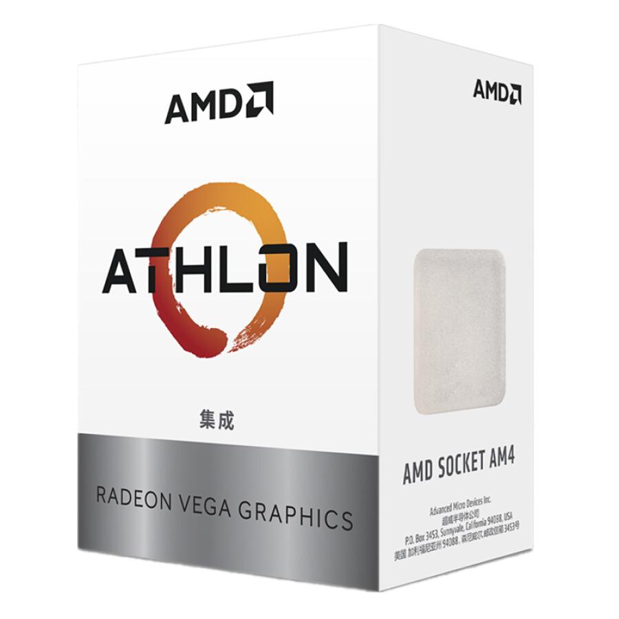 APU AMD Athlon 200GE - 4773381 , 9807466410487 , 62_10470617 , 1584000 , APU-AMD-Athlon-200GE-62_10470617 , tiki.vn , APU AMD Athlon 200GE