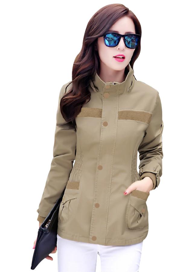 Áo khoác kaki nữ có nón AK30 - 2229393 , 1566122441125 , 62_14307441 , 360000 , Ao-khoac-kaki-nu-co-non-AK30-62_14307441 , tiki.vn , Áo khoác kaki nữ có nón AK30