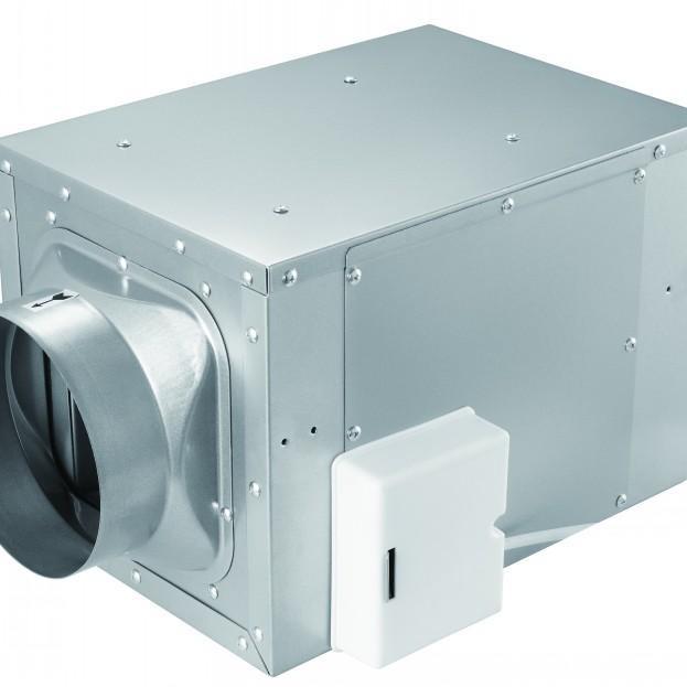 Quạt thông gió âm trần Nanyoo DPT10-24B (nối ống siêu âm)