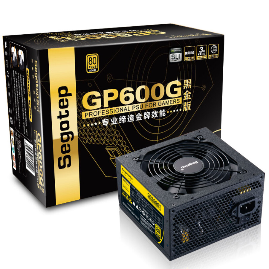 Nguồn Máy Tính 500W Segotep GP600G