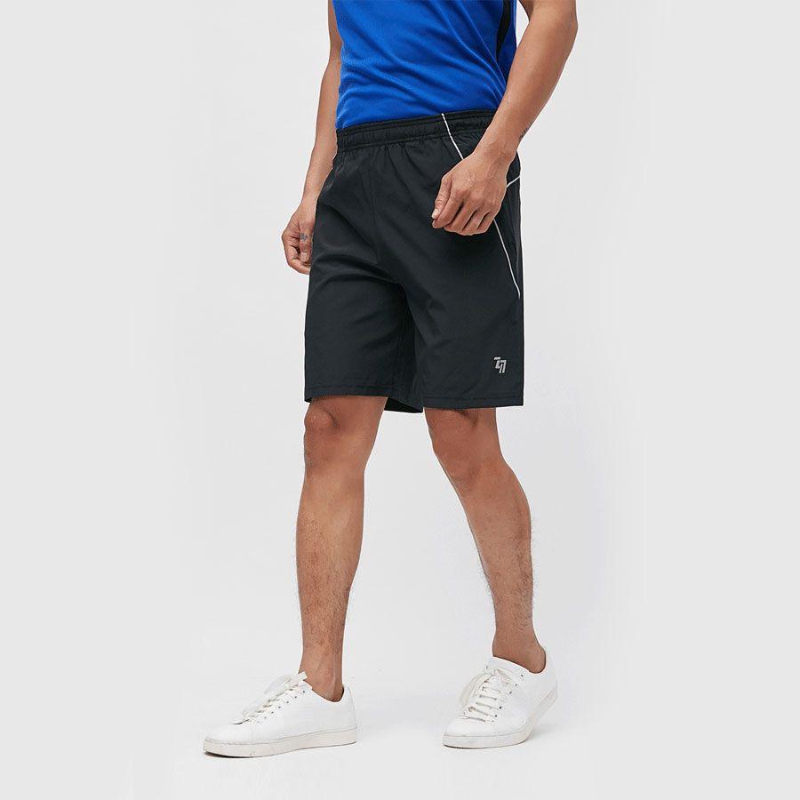 Quần Thể Thao Nam Tennis Shorts Black