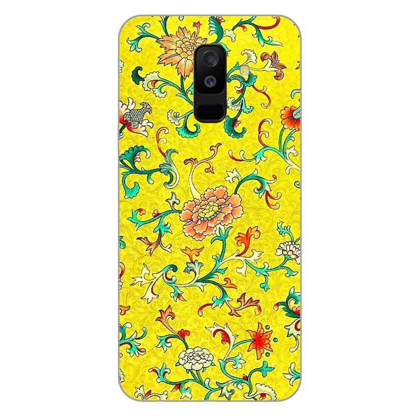 Ốp lưng dẻo cho Samsung Galaxy A6 Plus 2018_DHCL 02