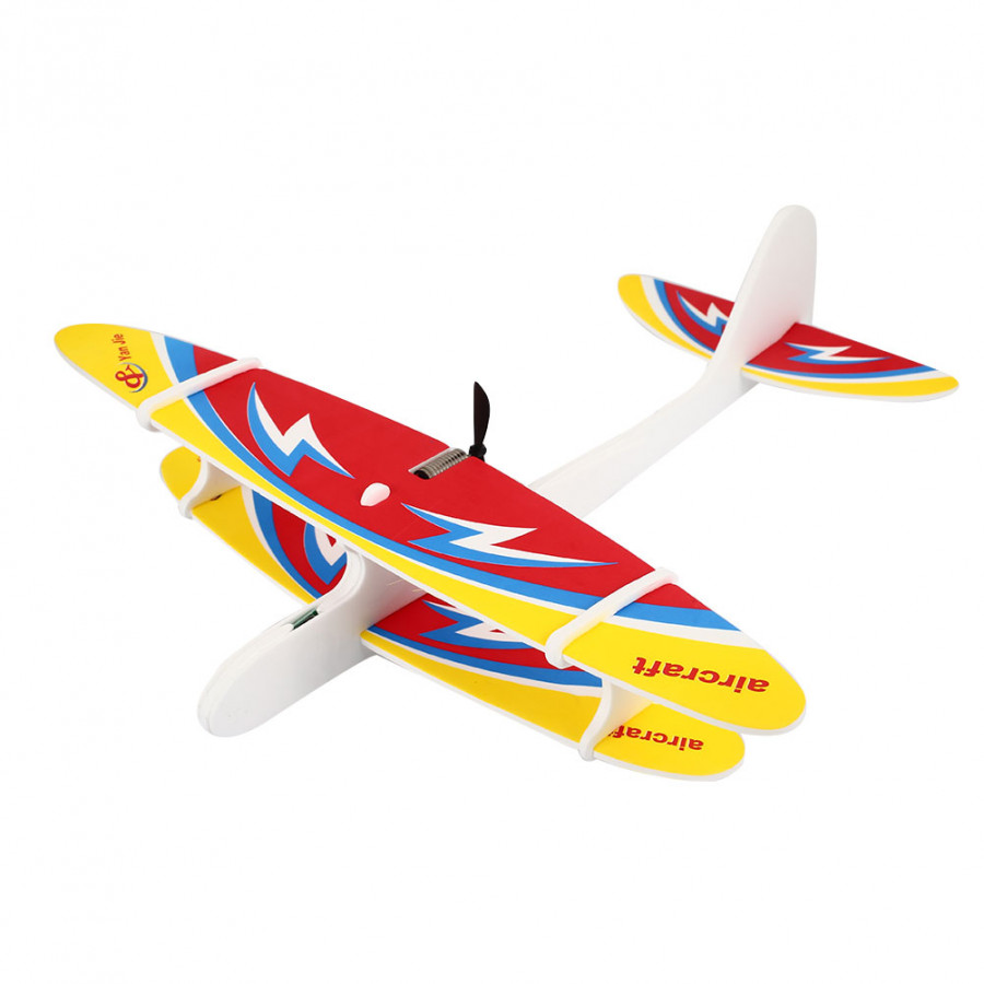 Glider Aircraft Premium Electric Hand Launch Toy Children