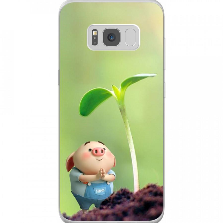 Ốp Lưng Cho Điện Thoại Samsung Galaxy S8 Plus - Mẫu aheocon 104