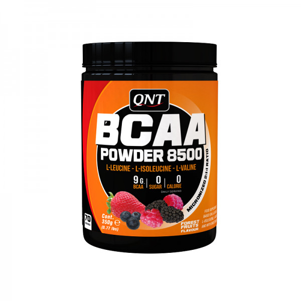 BCAA 8500 POWDER FOREST FRUIT FLAVOUR 350 G
