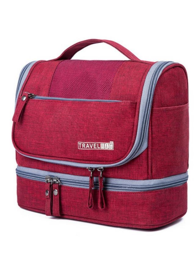 Túi Du Lịch Cao Cấp Travel Bag Nhiều Ngăn Có Quai Xách Và Móc Treo