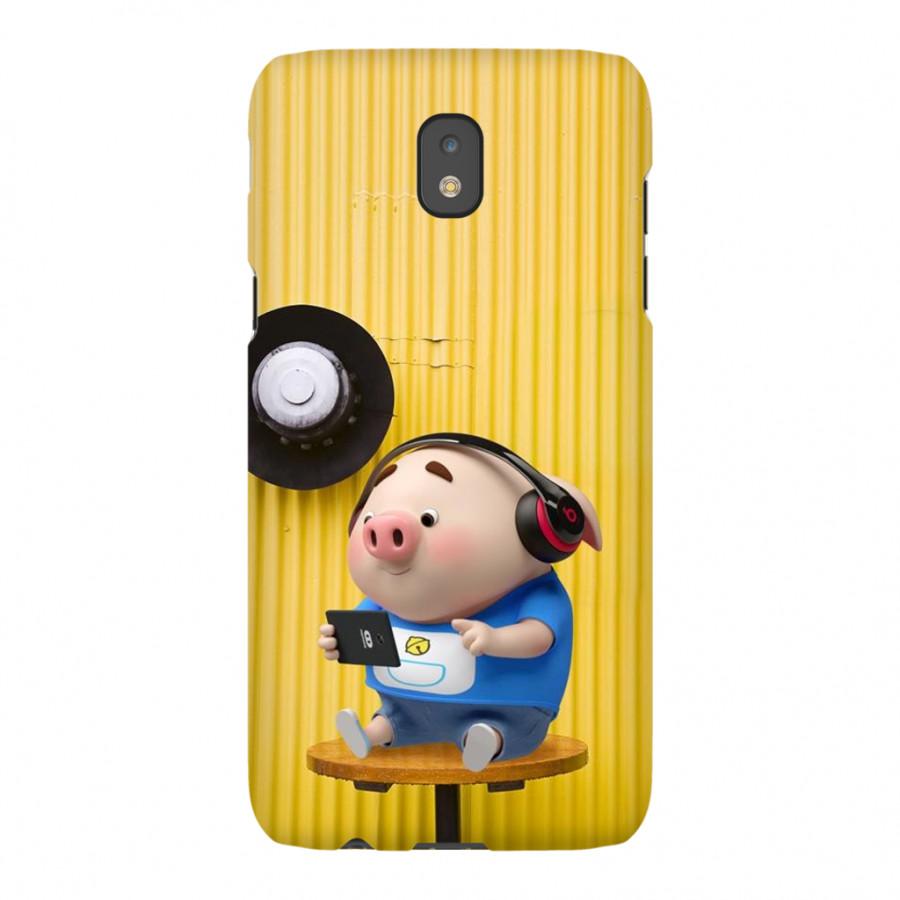 Ốp Lưng Cho Điện Thoại Samsung Galaxy J5 (2017) - Mẫu heocon 014