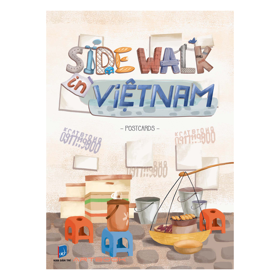 Postcard Artbook Side Walk In Vietnam - 1686333 , 2021131223753 , 62_11756069 , 200000 , Postcard-Artbook-Side-Walk-In-Vietnam-62_11756069 , tiki.vn , Postcard Artbook Side Walk In Vietnam