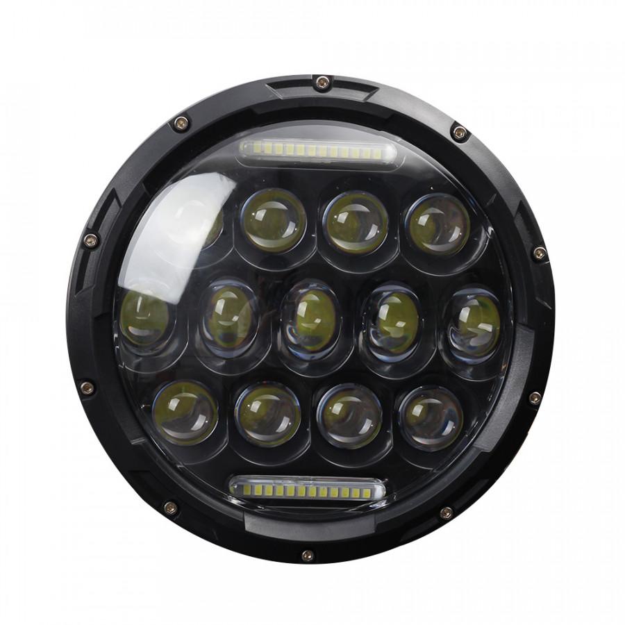 """Đèn Pha LED Tròn Chống Nươc Cho Xe Jeep (7"""" 6500K) - 5032545 , 4547915539844 , 62_15230115 , 786000 , Den-Pha-LED-Tron-Chong-Nuoc-Cho-Xe-Jeep-7-6500K-62_15230115 , tiki.vn , Đèn Pha LED Tròn Chống Nươc Cho Xe Jeep (7"""" 6500K)"""