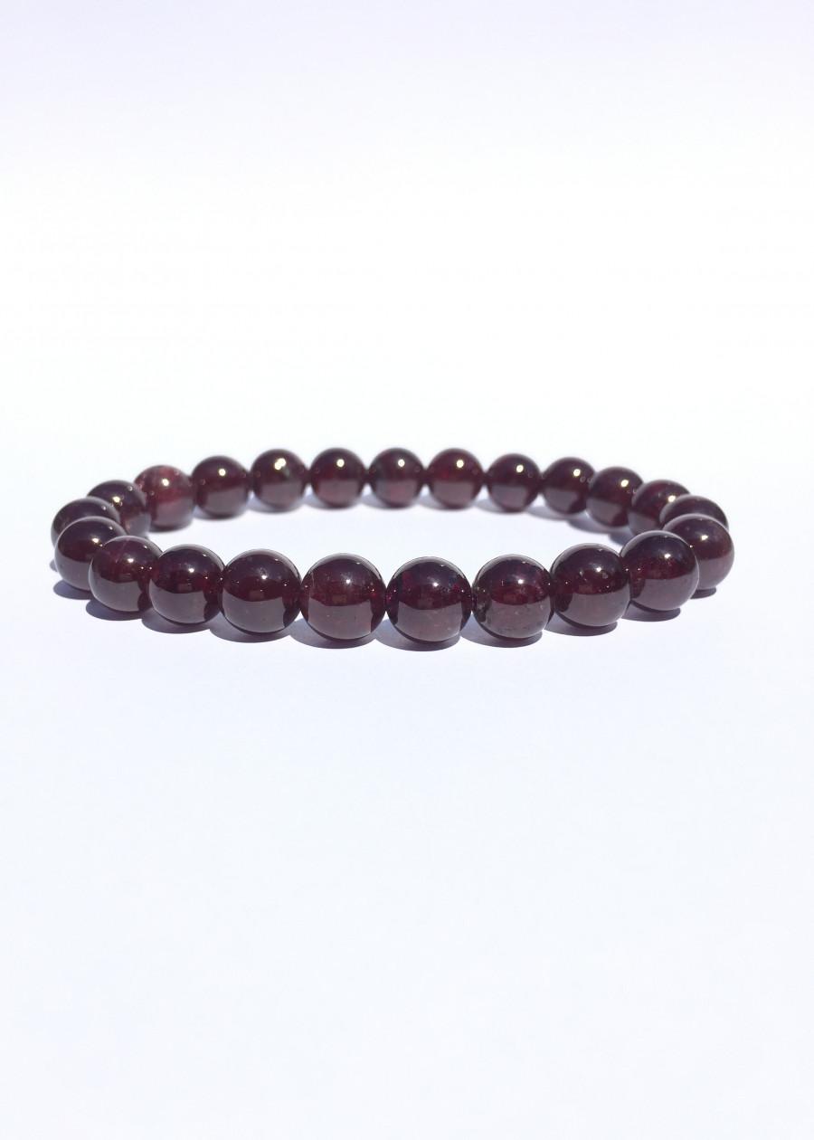 Vòng Tay Đá Garnet Sao Vip - NEJA Gemstones