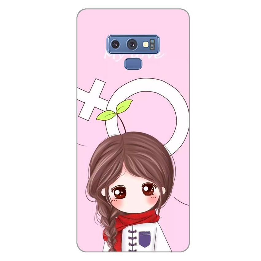 Ốp lưng dẻo cho Samsung Galaxy Note 9_Couple Girl 06