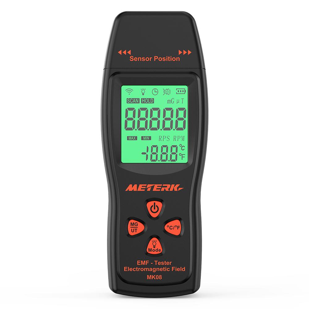 Máy Đo Trường Điện Từ Màn Hình LCD Meterk EMS Đen - 18556283 , 5464250175492 , 62_21575577 , 609000 , May-Do-Truong-Dien-Tu-Man-Hinh-LCD-Meterk-EMS-Den-62_21575577 , tiki.vn , Máy Đo Trường Điện Từ Màn Hình LCD Meterk EMS Đen
