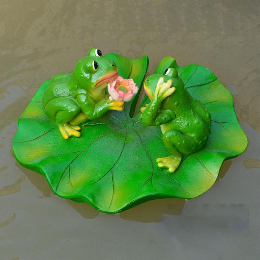 Tượng Ếch Nổi Trang Trí Vườn - 9514182 , 5761181782400 , 62_17893000 , 256000 , Tuong-Ech-Noi-Trang-Tri-Vuon-62_17893000 , tiki.vn , Tượng Ếch Nổi Trang Trí Vườn