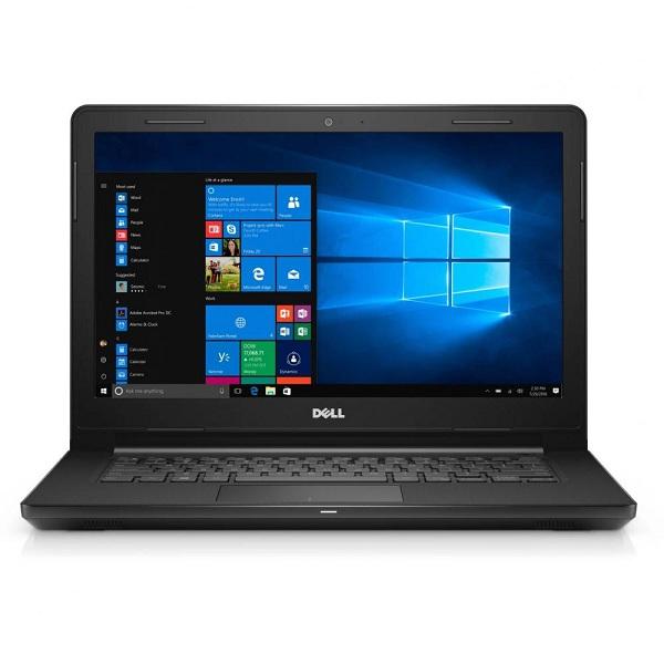 """Laptop Dell Inspiron 3476 (C4I5121WS) i5-8250U 8GB 256GB 14"""" HD Dos  Black  Hàng chính hãng"""