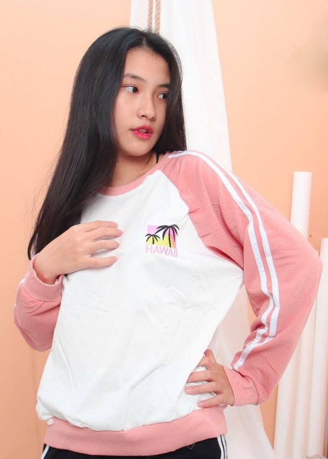 Áo thun nữ AT0030 (Free Size)
