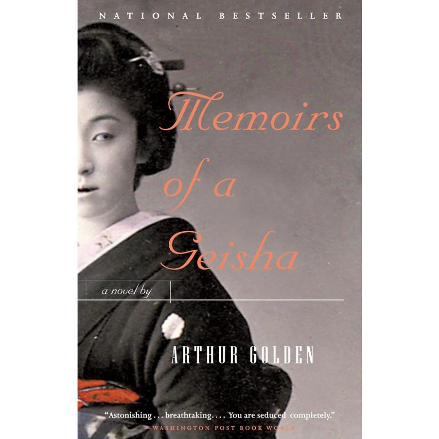Memoirs of a Geisha - 6011056 , 2372154087267 , 62_7886217 , 384000 , Memoirs-of-a-Geisha-62_7886217 , tiki.vn , Memoirs of a Geisha