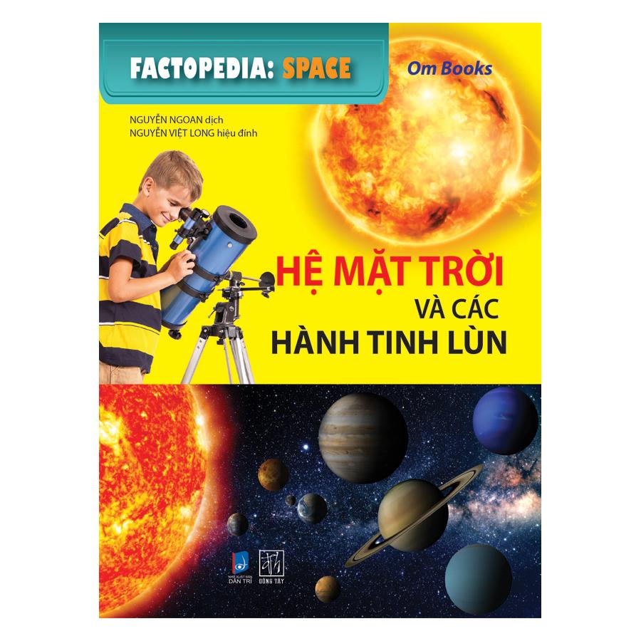 Factopedia: Space - Hệ Mặt Trời Và Các Hành Tinh Lùn (Tranh Màu) - 980189 , 7888664479935 , 62_2504953 , 32000 , Factopedia-Space-He-Mat-Troi-Va-Cac-Hanh-Tinh-Lun-Tranh-Mau-62_2504953 , tiki.vn , Factopedia: Space - Hệ Mặt Trời Và Các Hành Tinh Lùn (Tranh Màu)