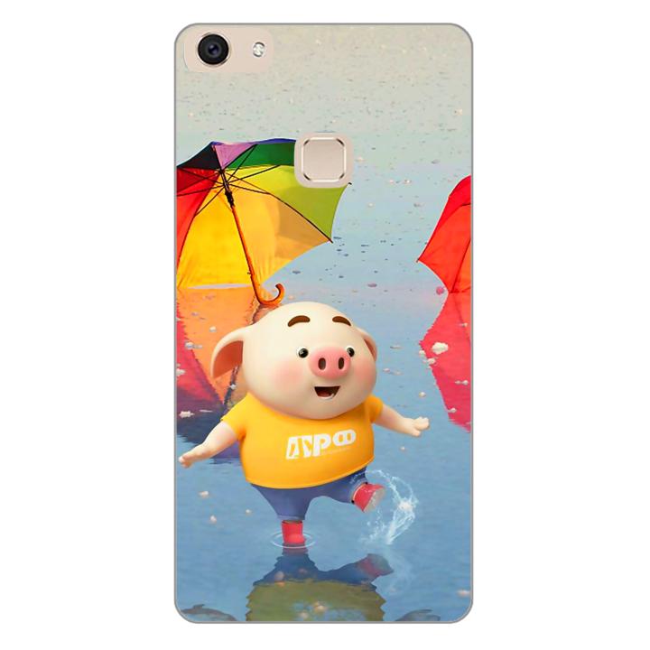 Ốp lưng dành cho điện thoại Vivo V7 - V7 PLUS - Y83 - Pig 23