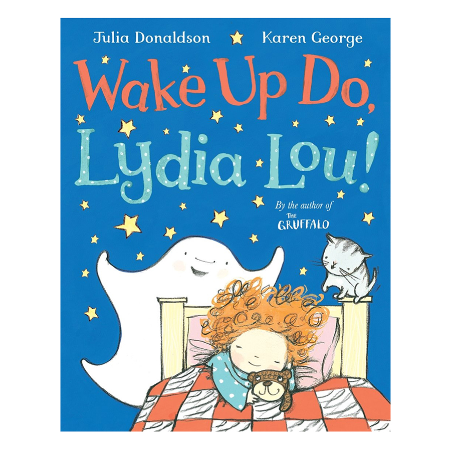 Wake Up Do, Lydia Lou! - 1082428 , 7801464573474 , 62_3941363 , 231000 , Wake-Up-Do-Lydia-Lou-62_3941363 , tiki.vn , Wake Up Do, Lydia Lou!