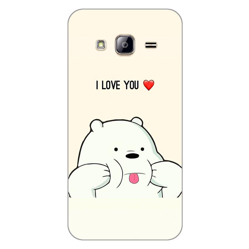 Ốp lưng dẻo cho Samsung Galaxy J3 _Ice Bear - 1130794 , 8601419298280 , 62_4333047 , 200000 , Op-lung-deo-cho-Samsung-Galaxy-J3-_Ice-Bear-62_4333047 , tiki.vn , Ốp lưng dẻo cho Samsung Galaxy J3 _Ice Bear
