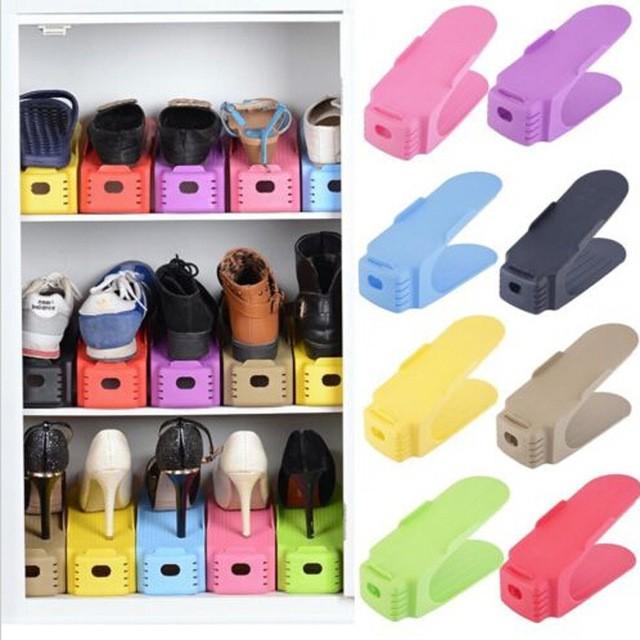 Combo 5 đế để giày 2 tầng tiện lợi (giao màu ngẫu nhiên)
