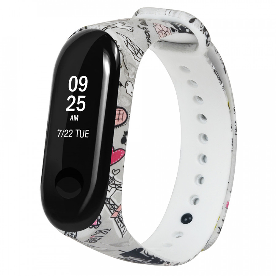 Band Strap Watch Strap Wearable Replaceable WatchBand for XIAOMI MI Band 3
