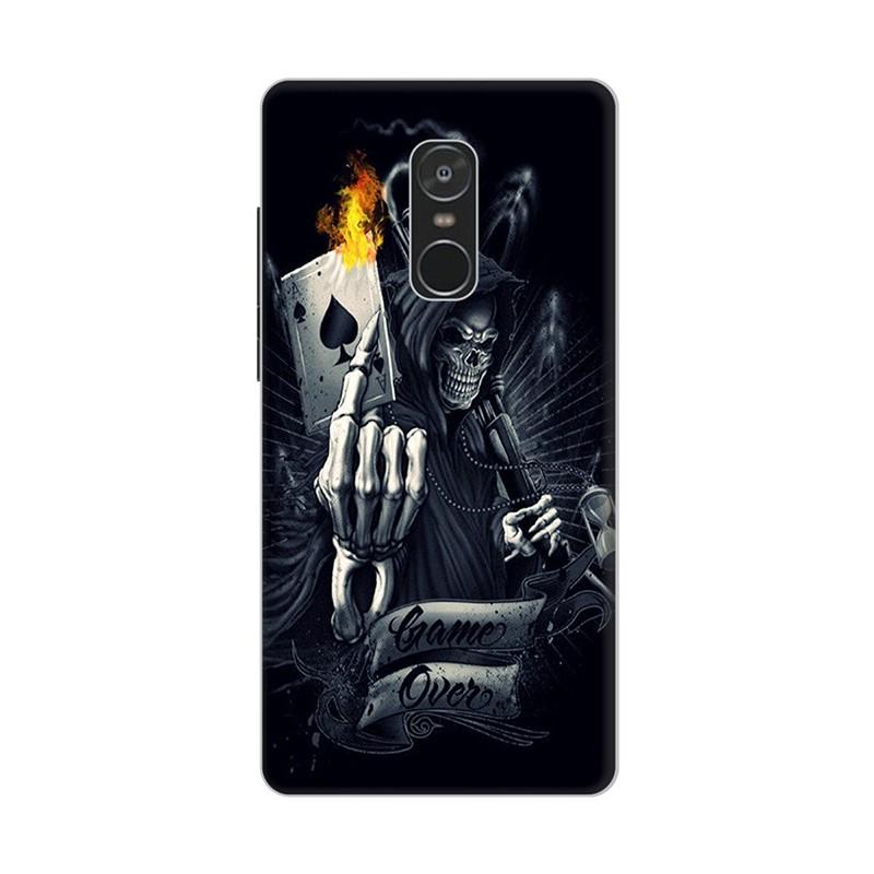 Ốp Lưng Dành Cho Xiaomi Redmi Note 4 - Mẫu 52