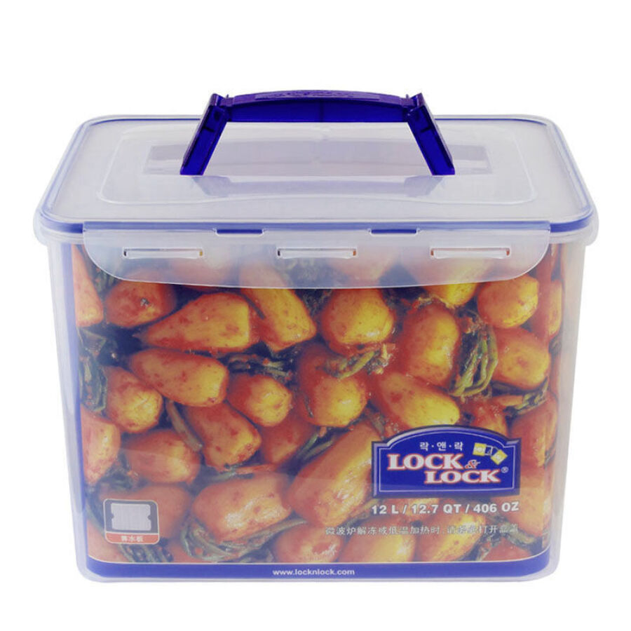 Locks and buckles portable plastic sealed storage box storage box storage box can be used as medicine box medicine box HPL880 transparent 4.8L - 775975 , 7039283410261 , 62_9113597 , 642000 , Locks-and-buckles-portable-plastic-sealed-storage-box-storage-box-storage-box-can-be-used-as-medicine-box-medicine-box-HPL880-transparent-4.8L-62_9113597 , tiki.vn , Locks and buckles portable plastic se