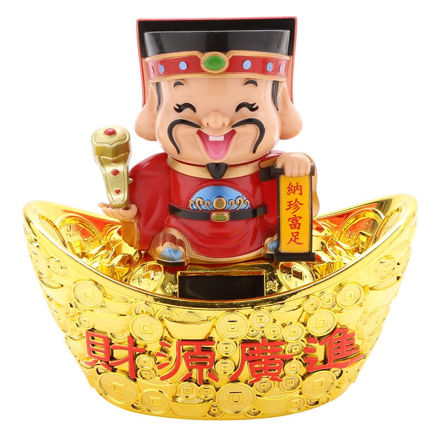 Quà Tặng Thần Tài Ngồi Thỏi Vàng L - 1136063 , 7758731288190 , 62_4460761 , 407000 , Qua-Tang-Than-Tai-Ngoi-Thoi-Vang-L-62_4460761 , tiki.vn , Quà Tặng Thần Tài Ngồi Thỏi Vàng L