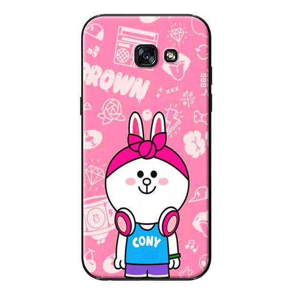 Ốp lưng dành cho Samsung Galaxy A3 (2017) - Thỏ Line Nghe Tai Nghe - 1436455 , 5311540057160 , 62_7594632 , 150000 , Op-lung-danh-cho-Samsung-Galaxy-A3-2017-Tho-Line-Nghe-Tai-Nghe-62_7594632 , tiki.vn , Ốp lưng dành cho Samsung Galaxy A3 (2017) - Thỏ Line Nghe Tai Nghe