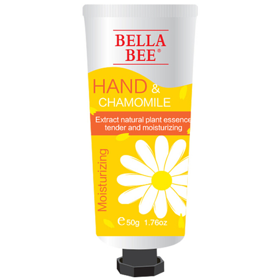 Bella Little Bee Chamomile Baby Soft Moisturizing Hand Cream Pregnant Women Child Moisturizing Skin Care 50g