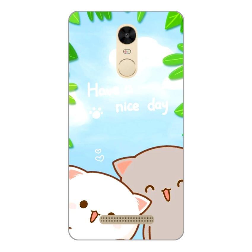 Ốp lưng dẻo cho Xiaomi Redmi Note 3 _Nice Day