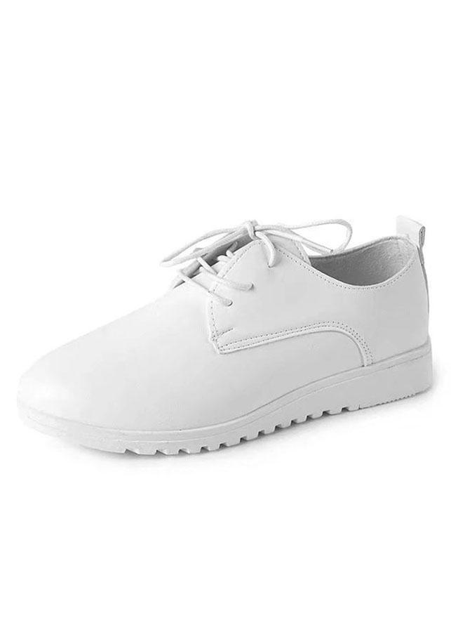 Giày boot thời trang nữ cổ thấp ZARIS ZR7088