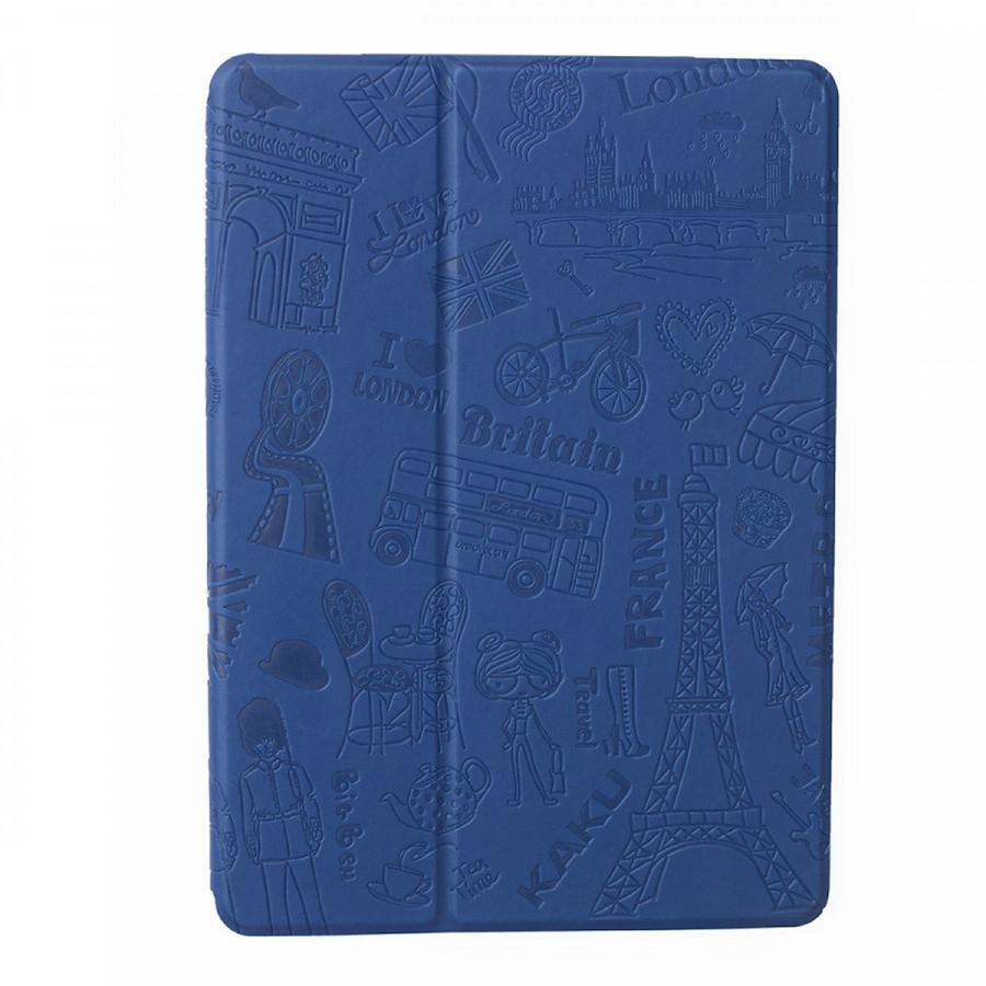 Bao dao cho iPad Mini 1 / 2 / 3 hiệu Kaku (Paris Stype) - Hàng chính hãng