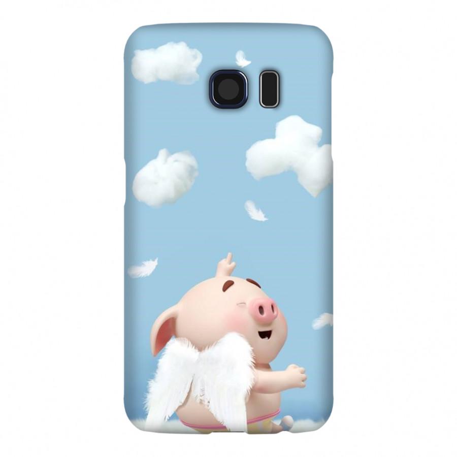 Ốp Lưng Cho Điện Thoại Samsung Galaxy S6 - Mẫu heocon 103